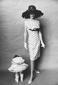 Fashion for Queen, 1962, Terence Donovan