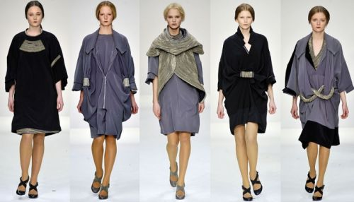 Central Saint Martins - David Steinhorst - fall 2008