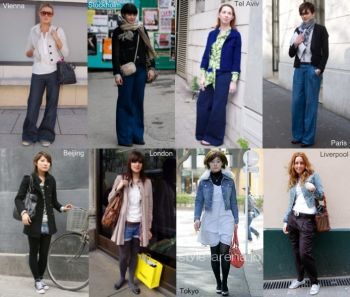 denim street trends