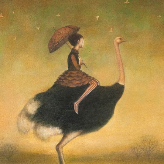 Duy Huynh, Flightless Birds Of A Feather
