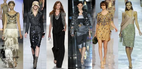 Milan Fashion Week Trend: Bejeweled