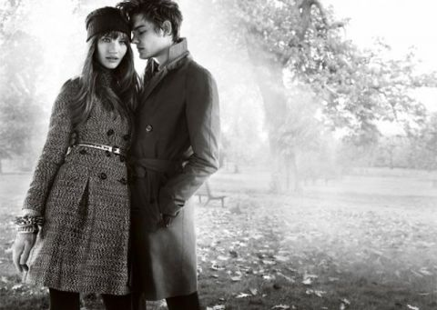 Burberry fall08/winter09 ad campaign - 03