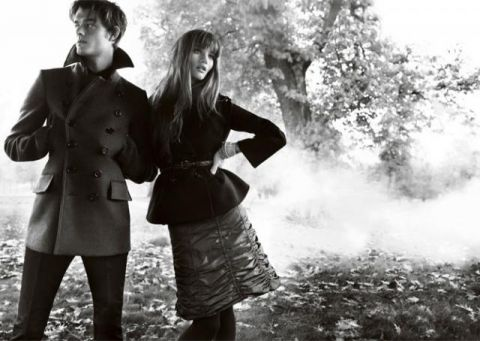 Burberry fall08/winter09 ad campaign - 04