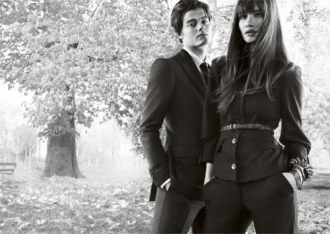 Burberry fall08/winter09 ad campaign - 05