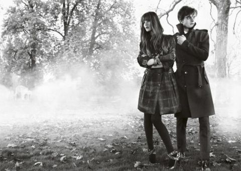 Burberry fall08/winter09 ad campaign - 06