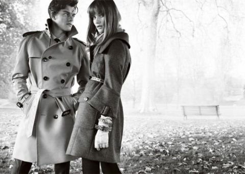 Burberry fall08/winter09 ad campaign - 07