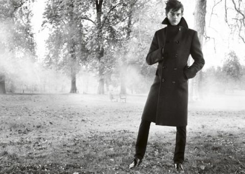 Burberry fall08/winter09 ad campaign - 08