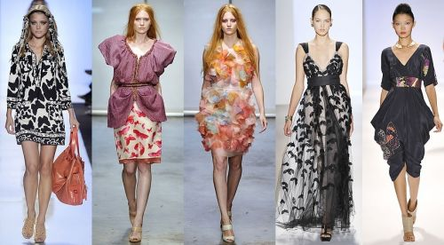 New York trend spring 2009: butterflies