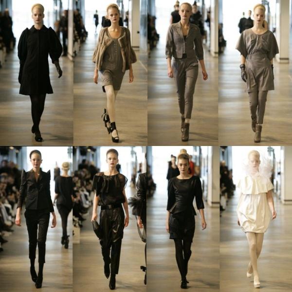Copenhagen Fashion Week 1 Haut Fashion