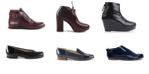 Deux Souliers AW 2012 shoe collection