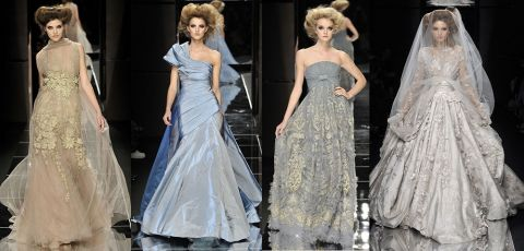 Elie Saab couture fall 2008 collection 04