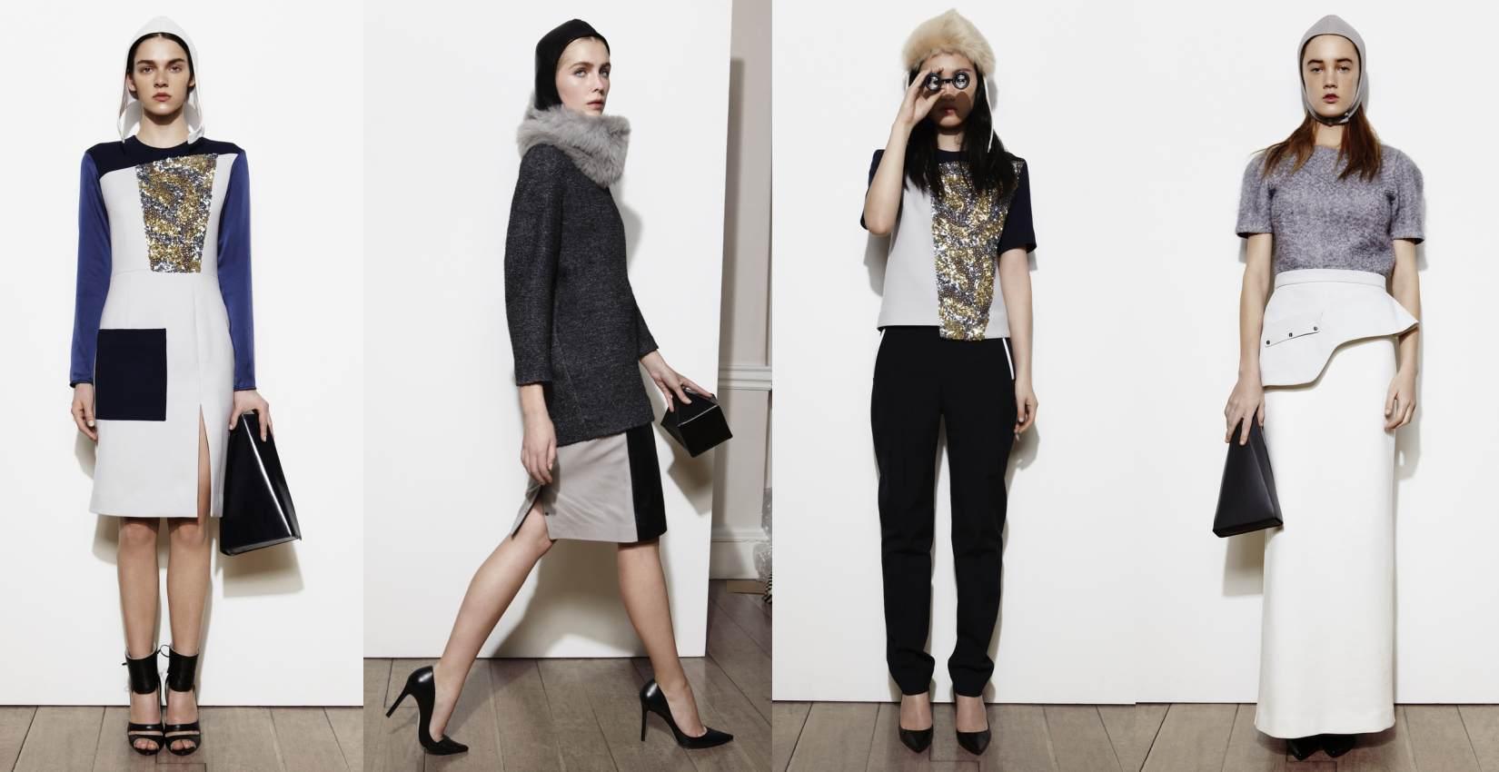 Eudon Choi S Geometric Elegance Haut Fashion