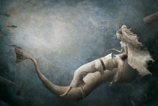 Gabriel Pacheco, The Little Mermaid