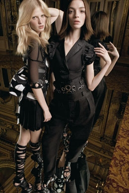 Givenchy ss08 Ad Campaign - 1