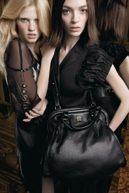 Givenchy ss08 Ad Campaign - 2