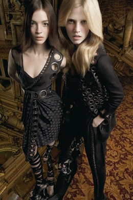 Givenchy ss08 Ad Campaign - 4