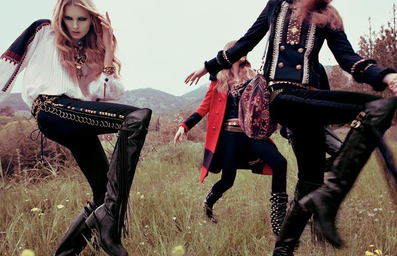Gucci Fall 2008-Winter 2009 Ad Campaign