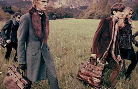 Gucci fall 2008-winter 2009 ad campaign - 13