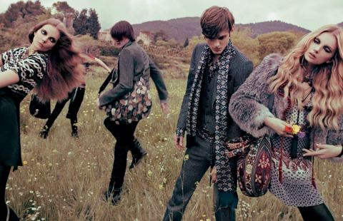 Gucci fall 2008-winter 2009 ad campaign - 08