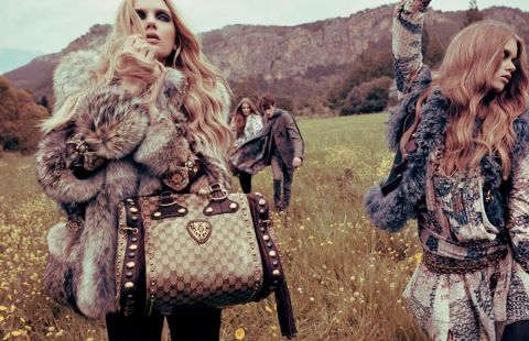Gucci fall 2008-winter 2009 ad campaign - 10