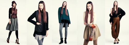 H&M fall 2011 collection lookbook - 4