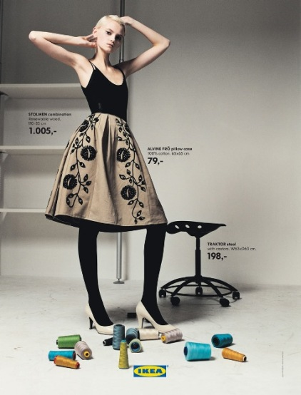 Ikea Print Advertising Campaign - 2