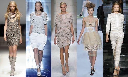 Milan Fashion Week Trend: Intricate