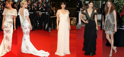 jazz-age looks at Cannes 2009