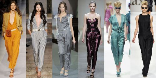 Milan Fashion Week Trend: Jumpsuit