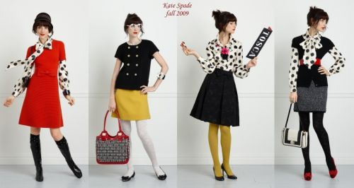 Kate Spade clothing collection