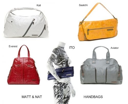 MATT&NAT spring 2009 handbag collection