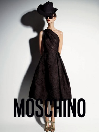 Moschino ss08 Ad Campaign - 1