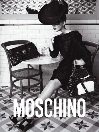 Moschino ss08 Ad Campaign - 4
