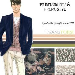 Promostyl spring/summer 2011 theme: Transform