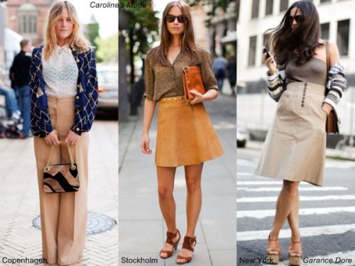 Street style trend summer 2010: 70s revisited