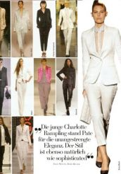 Spring 2008 Trend Pant Suits