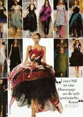 Spring 2008 Trend Tulle