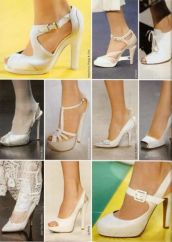 Trend Spring 2008 White Shoes