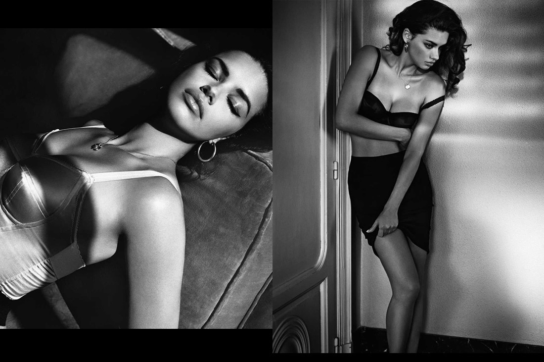 Adriana Lima - spanish Vogue