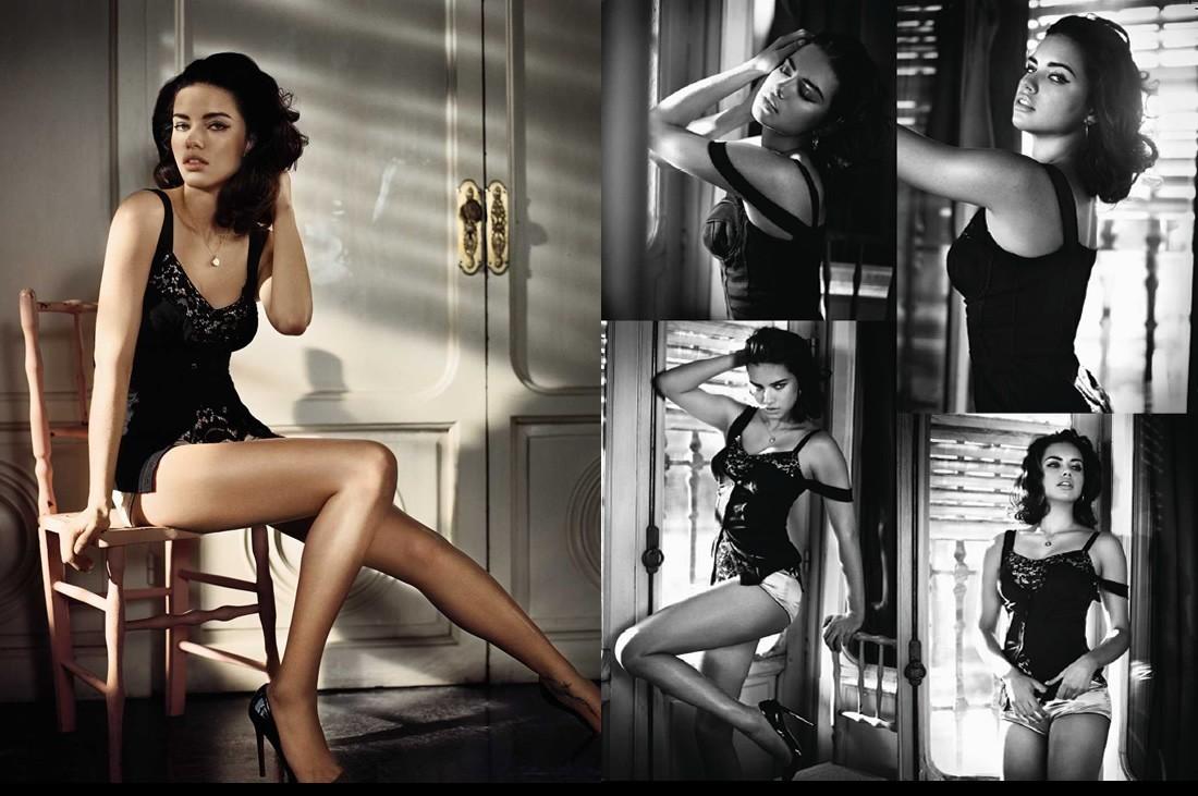 Adriana Lima - Vogue - june 2010