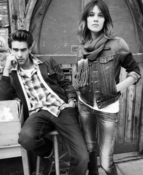 Pepe Jeans fw 2010/2011 ad campaign