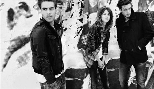 Pepe Jeans fall 2010/winter 2011 ad campaign