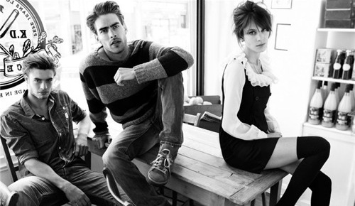 Pepe Jeans fall/winter 2010/2011 ads
