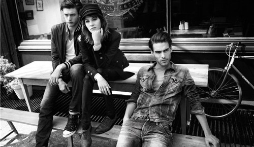 Pepe Jeans ad campaign fw 2010/2011