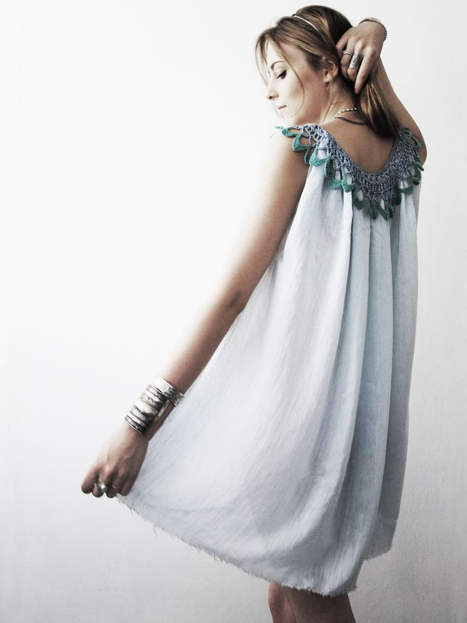Blue Dress-Tunic