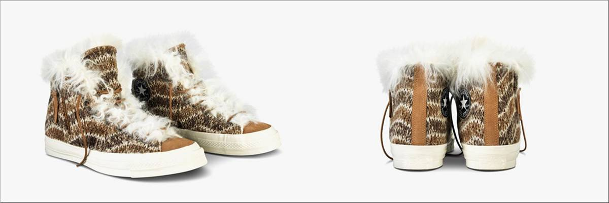 Converse + Missoni winter 2014 collection