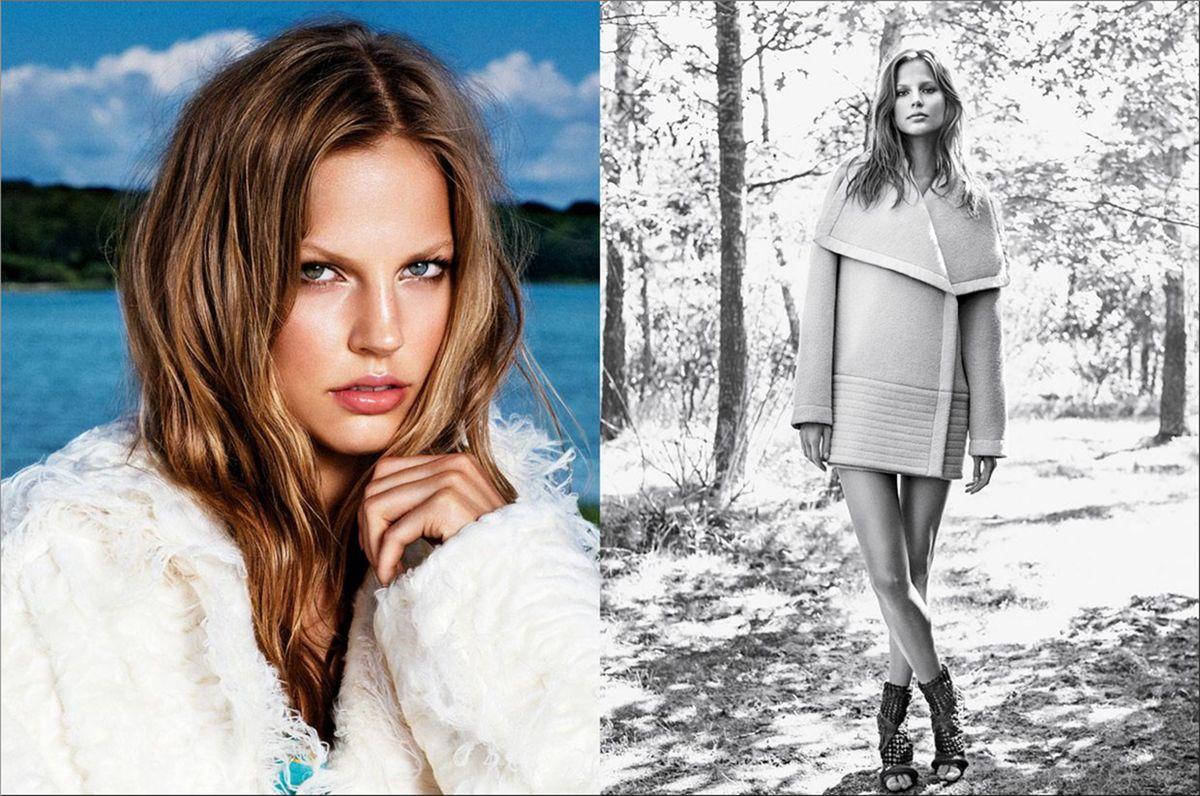 Elisabeth Erm for Vogue Spain
