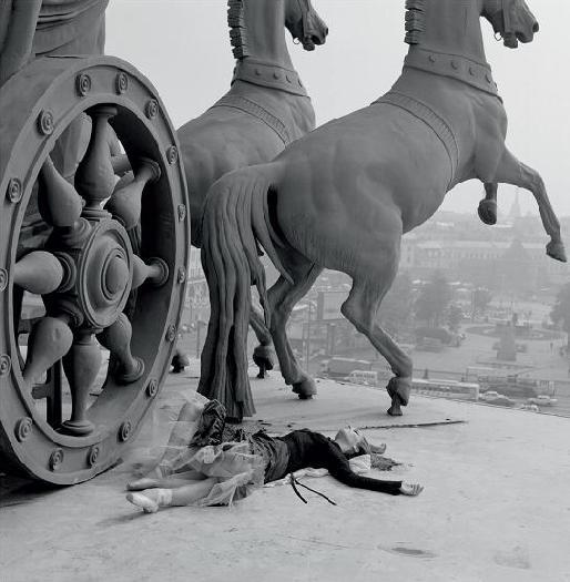 Evfrosina - Bolshoi, Moscow, 2003