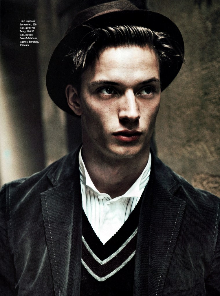 GQ Italy - Garçons Terribles - Matthew Brookes - 02