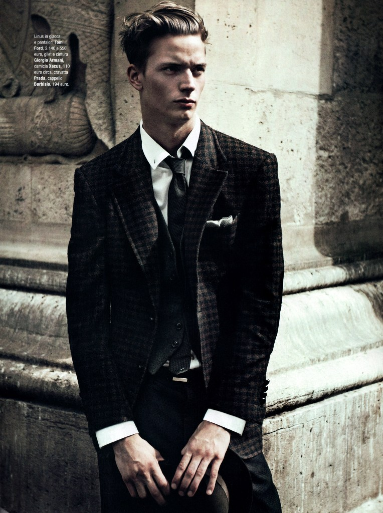 GQ Italy - Garçons Terribles - Matthew Brookes - 06